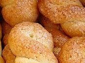 GOURMANDISE Koulourakia biscuits Pâques