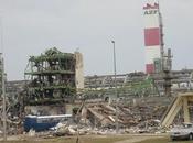 nouvelle étude montre qu'AZF secoué par... deux explosions septembre 2001