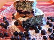 gâteau myrtille
