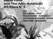 Steve Potts Afro American Stars Black Codes n°2; avril