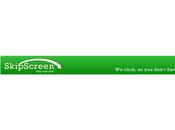 SkipScreen extension firefox très utile