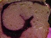 Brioche roulée yaourt confiture cassis