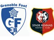 Grenoble Rennes (0-1) résumé