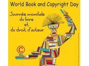 Oui, c'est Journée mondiale livre droit d'auteur. Mais...