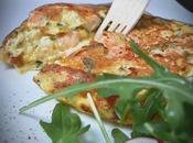 Frittata Crevettes Zestes Citron, Recette Jamie Oliver