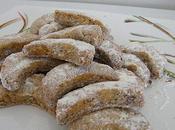Croissants vanillés noisette