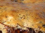 Gâteau pérougien chocolat-noisette