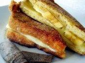 Croques banane fromage