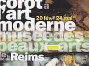 Exposition Corot l'art moderne