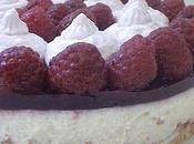 Suprême framboises chocolat blanc