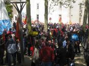premier exceptionnel avec 5500 manifestants Roche