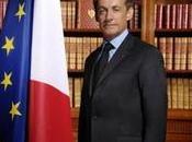 Nicolas Sarkozy nouveaux président l'élection était dimanche