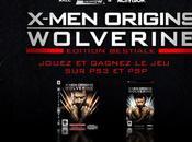 Concours vidéo X-Men Origins Wolverine gagner