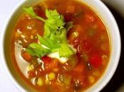 Soupe légumes SANS GLUTEN