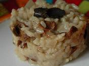Risotto cèpes, girolles truffes