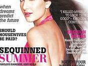 Katrina Kaif couverture Marie-Claire
