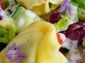 Salade tortellini thon