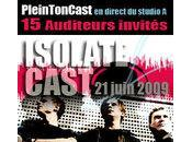 Isolate Cast, FrogRadio