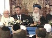 Pape définit dialogue avec Juifs