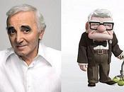 "Charles Aznavour ""Là-Haut"""