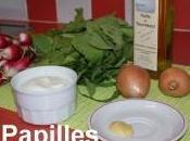 Crème radis