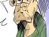Caricature jour Éric Naulleau, suppôt Grand Satan