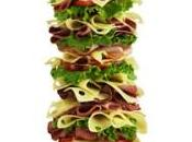 Sandwich croustillant