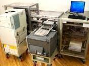 éditeurs jouent l'Espresso Book Machine
