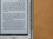 Intégrer publicité Sony Reader réfléchit