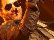Photo vidéo concert Lenny Kravitz Bordeaux Patinoire 2009