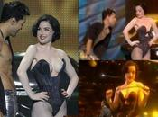 Dita Teese interdite seins l'Eurovision