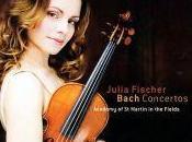 Julia Fischer concertos pour violon Bach sans saveur