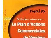 plan d'actions commerciales vendeur