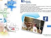 Pope2you, Vatican lance site