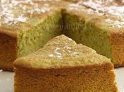 Gateau moelleux citron pistaches sans beurre gluten