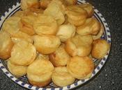 Crêpes soufflées saumon fumé dinde (petits-fours)