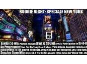 "Boogie night ""spécial York"""