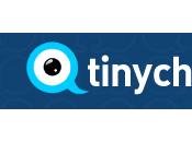 TinyChat: Tchat, visioconférence, VOIP partage d'écran clic