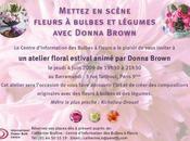 Atelier floral estival juin