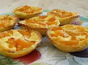 Tartelettes abricot/amande