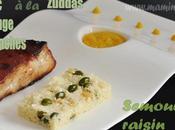 Poitrine porc confite condiment orange façon david zuddas