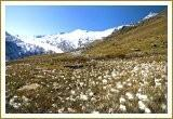 Randonnée dans Massif l'Ötztal Autriche