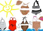 trendy swimwears baby little girls