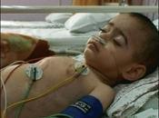 Quand blocus Gaza enfants