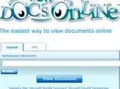 ViewDocsOnline: ouvrez documents ligne