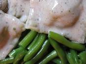 Ravioli saumon