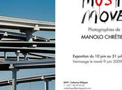 """Manolo Chretien """"Must Move"""""""