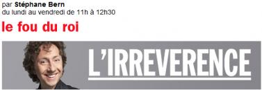Stéphane Bern reçoivent Anna Gavalda