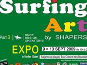 "Exposition ""Surfing SHAPERS"" 9/13 sept 2009 Seignosse (40)"