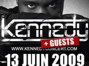 Kennedy Sexion D'assault concert Juin Nouveau Casino